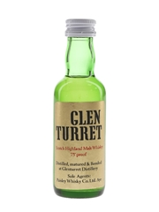 Glenturret Bottled 1970s 5cl / 43%