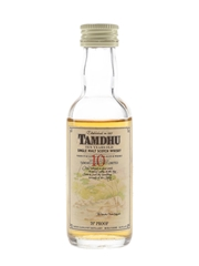 Tamdhu 10 Year Old Bottled 1970s 5cl / 40%