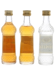 Nikita Apfel, Pampelmuse & Wodka  3 x 4cl