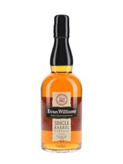 Evan Williams Single Barrel Vintage 2003 Bottled 2013 70cl / 43.3%