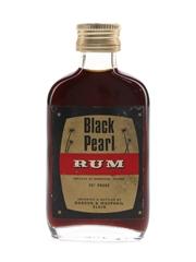 Black Pearl Demerara Rum