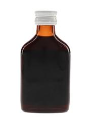 Black Heart Rum Bottled 1970s - United Rum Merchants 5cl / 40%