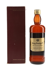 King George IV Bottled 1960s - Les Grandes Marques Continentales 75cl / 43%