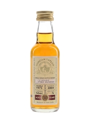 Port Dundas 1973 30 Year Old Bottled 2004 - Duncan Taylor 5cl / 59.3%