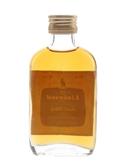 Linkwood 15 Year Old 100 Proof Bottled 1970s-1980s - Gordon & MacPhail 5cl / 57%