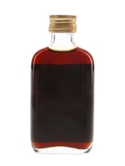 Black Jo Demerara Rum Bottled 1960s - Peter Thomson 5cl / 40%