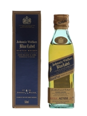 Johnnie Walker Blue Label Schieffelin & Co. 5cl / 40%