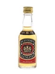 Dufftown Glenlivet 8 Year Old Bottled 1970s 5cl / 40%