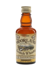 Moorland Bottled 1960s - R B Smith & Son 5cl / 40%