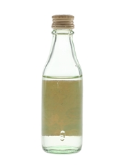 Bacardi Carta Blanca Bottled 1970s - Mexico 4.7cl / 40%