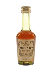 Hennessy Bras Arme Bottled 1970s 5cl / 40%