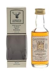 Caperdonich 1968 Connoisseurs Choice Bottled 1990s - Gordon & MacPhail 5cl / 40%