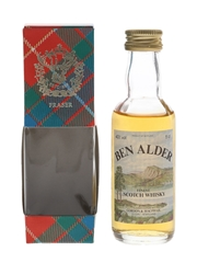 Ben Alder Bottled 1990s - Gordon & MacPhail 5cl / 40%