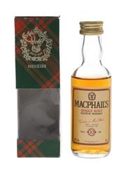 MacPhail's 10 Year Old Bottled 1980s - Gordon & MacPhail 5cl / 40%