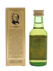Glenlivet 12 Year Old Bottled 1980s 5cl / 43%