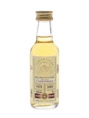 Cameronbridge 1979 25 Year Old Bottled 2005 - Duncan Taylor 5cl / 56.7%