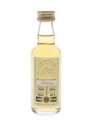 Tamdhu 1969 34 Year Old Bottled 2004 - Duncan Taylor 5cl / 40%