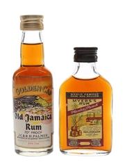 Golden Cap & Myers's Rum