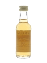 Glenallachie 12 Year Old Bottled 1980s 5cl / 40%
