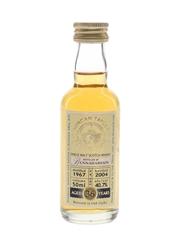 Bunnahabhain 1967 36 Year Old Bottled 2004 - Duncan Taylor 5cl / 40.7%