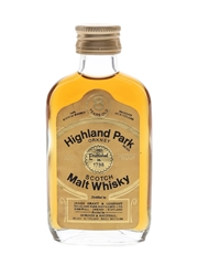 Highland Park 8 Year Old 100 Proof Bottled 1970s - Gordon & MacPhail 5cl / 57%