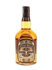 Chivas Regal 12 Year Old Bottled 2007 70cl / 40%