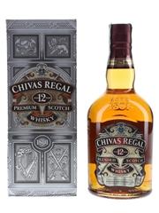 Chivas Regal 12 Year Old Bottled 2012 70cl / 40%