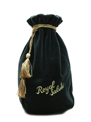 Royal Salute 21 Year Old Bottled 1980s 75cl
