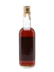 Macallan 1960 Rinaldi Bottled  1970s 75cl