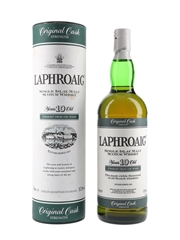 Laphroaig 10 Year Old Straight From The Wood