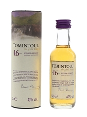 Tomintoul 16 Year Old  5cl / 40%