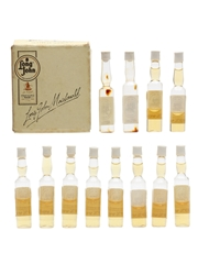Long John Case The World's Smallest Bottles Of Whisky 12 x <1cl / 40%