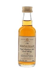 Macallan 12 Year Old Bottled 1990s - Premier Wine Merchants, New York 5cl / 43%