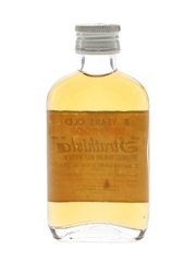 Strathisla 8 Year Old 100 Proof Bottled 1970s - Gordon & MacPhail 5cl / 57%