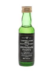 Springbank 17 Year Old