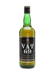 Vat 69 Bottled 1980s 75cl