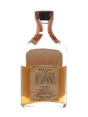 G & W Mill Farm Bottled 1940s - Hiram Walker 4.7cl / 45%