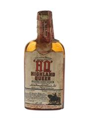 Highland Queen Bottled 1930s-1940s 4.7cl / 44%