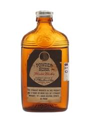 Powder Horn Blended Whiskey Bottled 1940s 4.7cl / 45%