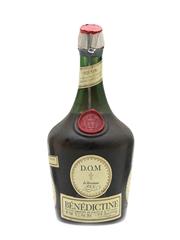 Benedictine B & B Two Part Bottle Bottled 1950s 75cl / 40%
