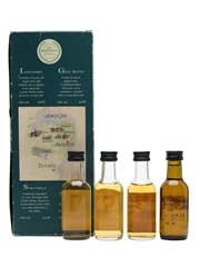 The Heritage Selection Set Bottled 1990s - Benriach, Glen Keith 1983, Longmorn, Strathisla 4 x 5cl