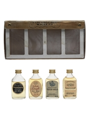 St Michael Fine Single Malt Miniatures Set