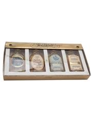 St Michael Fine Single Malt Miniatures Set Drumlanrig, Glen Laogh, Teith Mill & Tobermory 4 x 5cl / 40%
