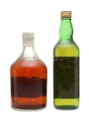 Stara Myslivecka & Ludmila Czech Brandy  2 x 70cl