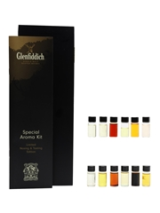 Glenfiddich Special Aroma Kit Limited Nosing & Tasting Edition (German Language)