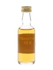 Glenturret 15 Year Old Bottled 1980s 5cl / 43%
