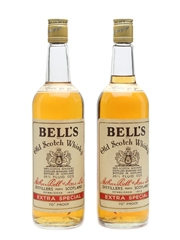 Bell's Extra Special Bottled 1970s 75cl