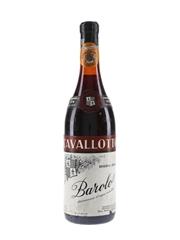 Cavallotto 1974 Barolo Riserva Speciale
