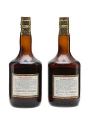 Bertram's Van Der Hum Liqueur Bottled 1970s 70cl