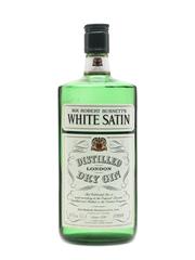 Sir Robert Burnett's White Satin London Dry Gin Bottled 1970s 75.7cl